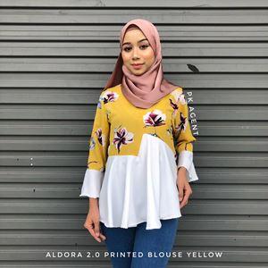 ALDORA 2.0 PRINTED BLOUSE
