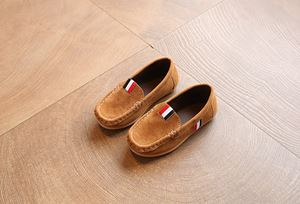 LOAFER BOY-BROWN