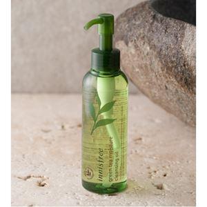 INNISFREE Green Tea Moisture Cleansing Oil 150ml