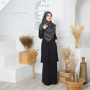 06 MARISSA SUIT IN ELEGANT BLACK