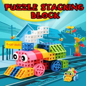 PUZZLE STACKING BLOCK N00808