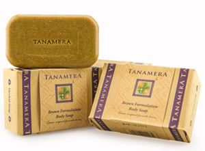 Tanamera Brown Formulation Body Soap