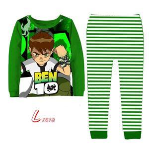 L1518 Ben10 Pyjamas