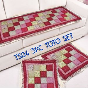 TS04 3pc Toto Set