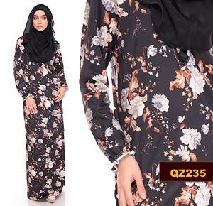 Qissara Zara QZ235 (S only)