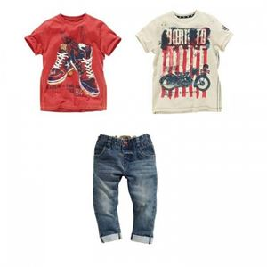 H&M Collection - Red Shoes Set