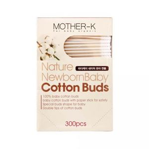 MOTHER - K HYGIENE COTTON BUDS