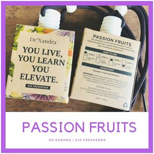 PASSION FRUITS - AIR FRESHENER (10 ML)