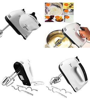 7 SPEED PORTABLE HAND MIXER