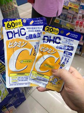 Japan dhc维生素c维他命c Vitamin C