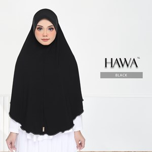 HAWA (XL) SCUBA BLACK