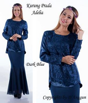 Blouse Prada Adelia Dark Blue