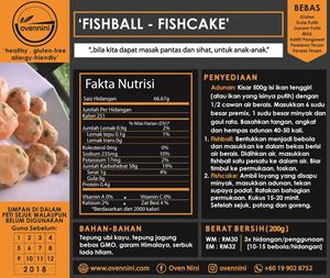 Fishball/ Fishcake