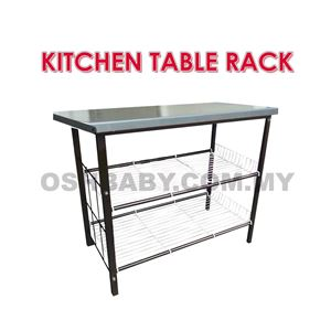 KITCHEN TABLE RACK