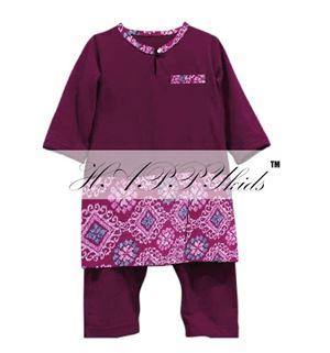 New Songket Baju Melayu Romper - 07