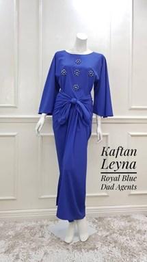 Kaftan Leyna Royal Blue