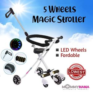 Magic Stroller by mommyhana