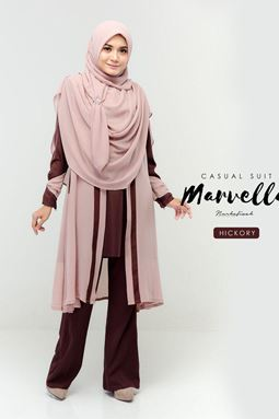 MARVELLA SUIT (HICKORY)