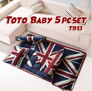 TB13 Toto Baby 5 pc set