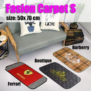 Non-Slip Fashion Carpet S  70cm x 50 cm / bed room /living room/toilet