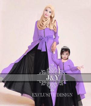 J & Y FAMILY SET  J068 ( GIRL)  UNGGU