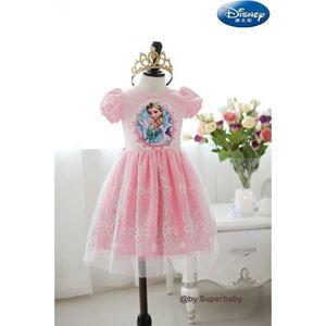 G 022/14 FROZEN PINK DRESS