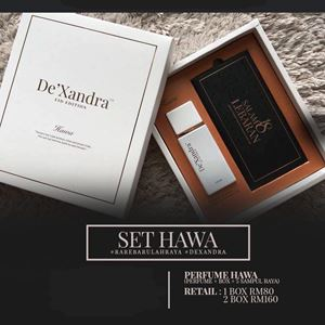 Set HAWA by De'Xandra