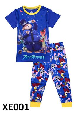 XE001 'Minnie Mouse KIDS PYJAMAS