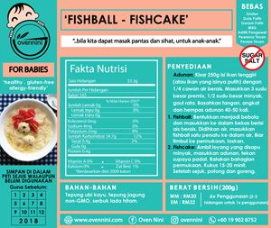 Baby - Fishball/ Fishcake