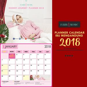 MOMMY JOURNEY PLANNER 2018