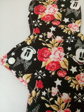 Maternity Pad Roses Mouse