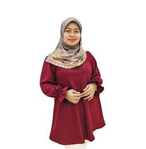 Autumn Garnet RED