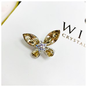Brooch Yara Golden