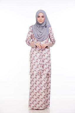 Baju Kurung Melissa (KM116) -size L and 2xl sold out, others available
