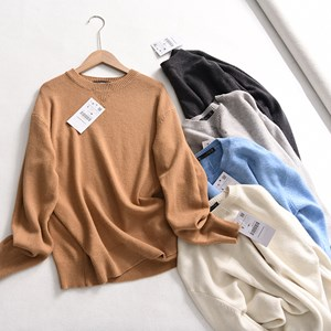 ROUNDNECK PLAIN SWEATSHIRT