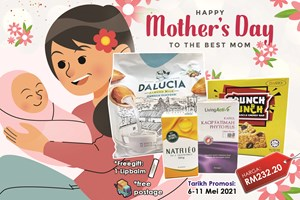 KOMBO MOTHER'S DAY