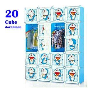 20 Cube doraemon