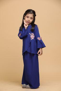 DAHLIA - ADMIRAL BLUE (KIDS)