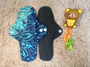 Cloth Pad - Batik (Creative) - Size M