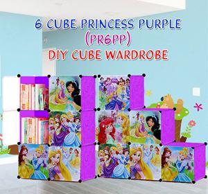 PRINCESS PURPLE 6C DIY WARDROBE (PR6PP)