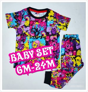 Pyjamas Viral (My Little Pony) Tag 6m, 18m