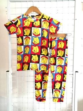 Pyjamas JR POOH :  Kids 1/2 - 7/8
