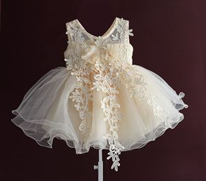 ECQEANDREA BABY BALL GOWN