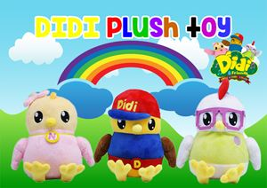 DIDI & FRIENDS Plush Toy (25cm) & (45cm)