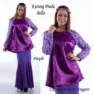Blouse Prada Bella Purple