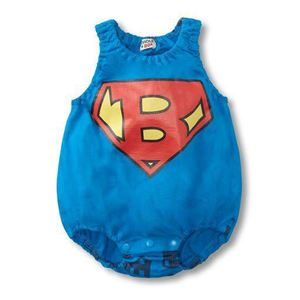 @ B022/12 SUPERMAN ROMPER