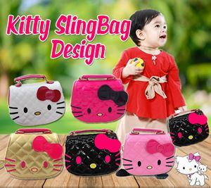 Kitty SlingBag Design