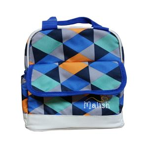 Malish Portable Cooler Bag (Geomatric)