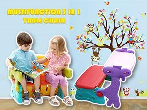 Multifunction Table / Chair N00236 eta 23 july 18