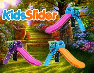 New Design Kids Slider